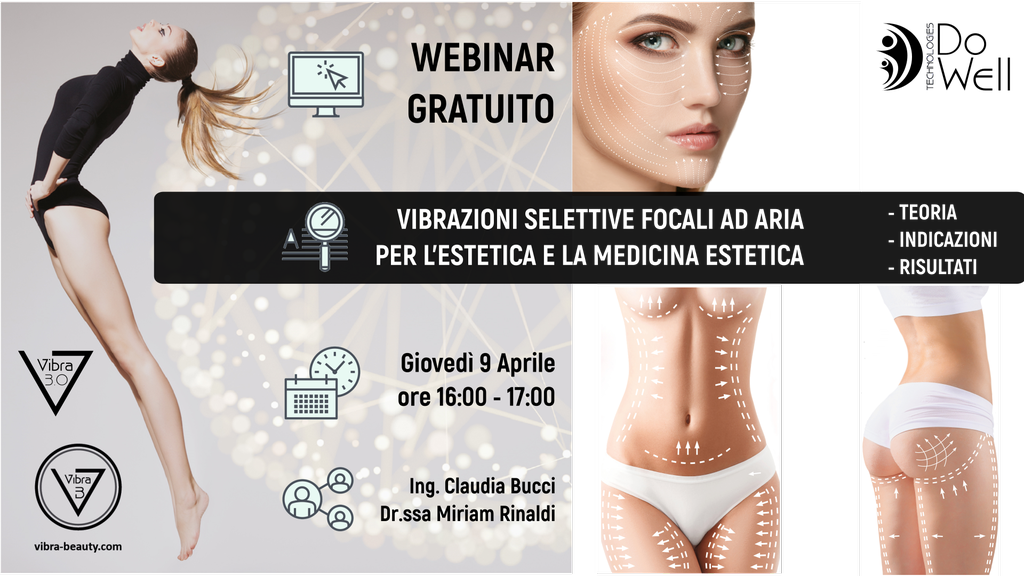 WEBINAR: theory of selective vibrations in aesthetics